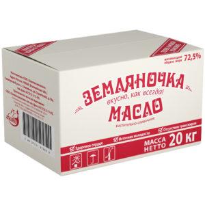 Земляночка растительно-сливочное масло, 72.5%
