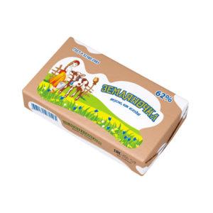 Земляночка растительно-жировой спред, 62%