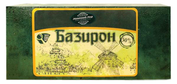 Базирон полутвердый сыр