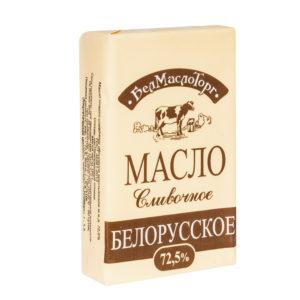 Белорусское – БелМаслоТорг сливочное масло, 72.5%