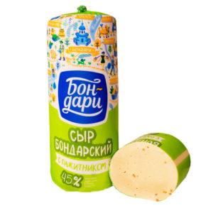 Сыр Бондарский с пажитником