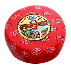 Берестовицкий полутвердый сыр