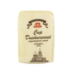 Диетический полутвердый сыр