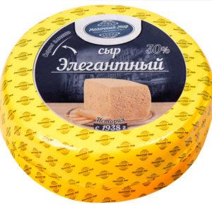 Элегантный полутвердый сыр