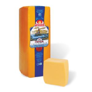 Гауда полутвердый сыр
