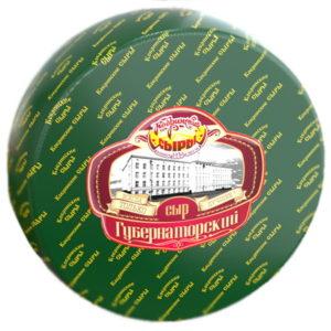 Губернаторский полутвердый сыр