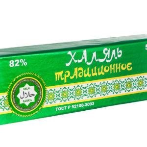 Халяль - Традиционное растительно-жировой спред, 82%