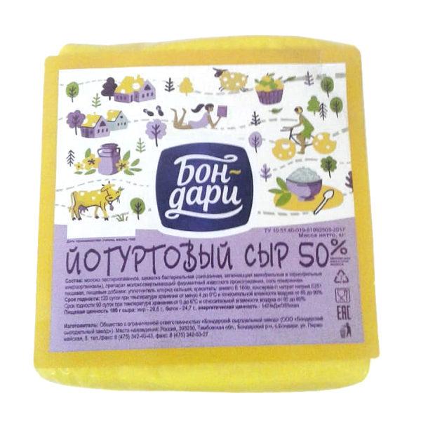 Сыр Йогуртовый