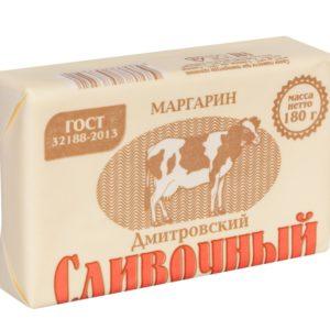 Дмитровский - Сливочный маргарин, 60%
