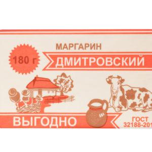 Дмитровский - Выгодно маргарин, 40%
