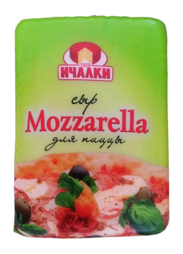Моцарелла для пиццы полутвердый сыр