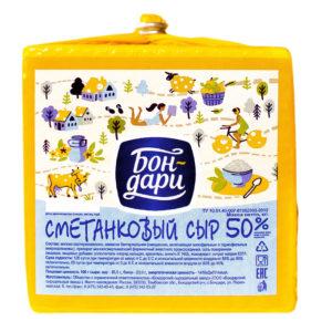 Сыр Сметанковый