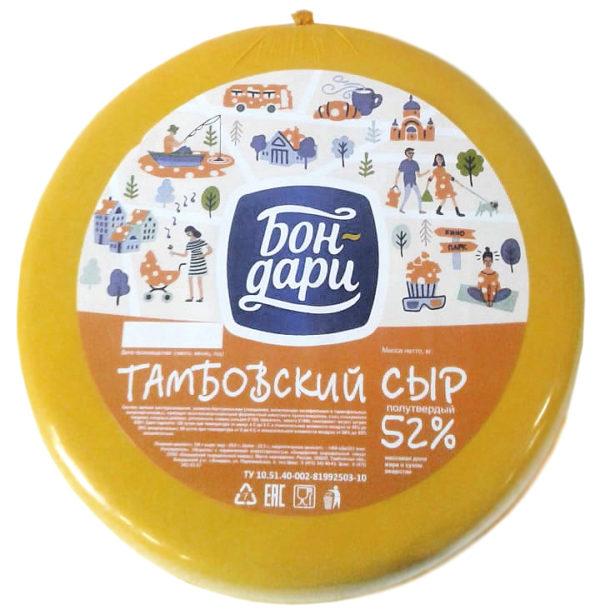 Сыр Тамбовский